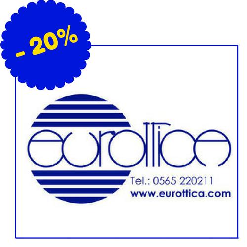 Eurottica snc - Via Lombroso 22, Piombino - (Condizioni: lo sconto si applica su occhiali da vista, occhiali da sole e lenti oftalmiche)