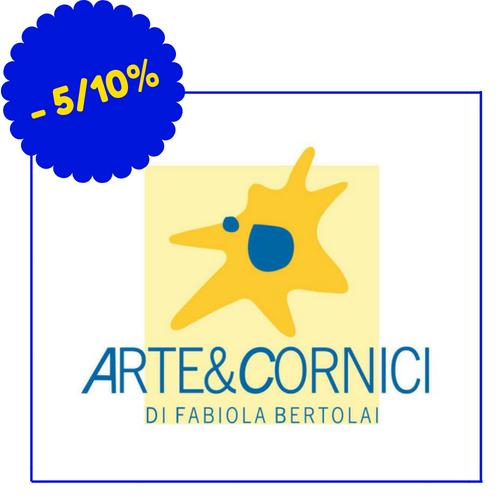 Arte & Cornici - Via Costa, 2, Piombino - (Condizioni: - 5% sull´ordinato; -10% sul pronto; no arte)