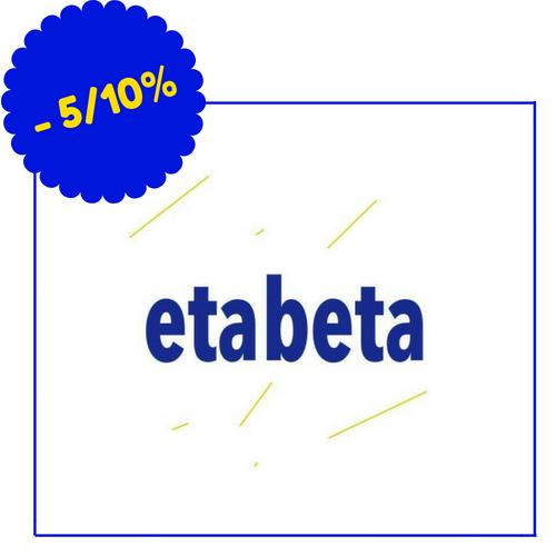 Etabeta - Via Costa, 1, Piombino - (Condizioni: -5% sotto i 100 euro; -10% sopra i 100 euro)