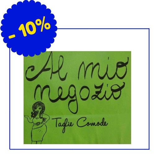 Al mio negozio (Taglie comode) - Via G. Bruno, 4, Mercato coperto, Piombino - (Condizioni: Lo sconto si applica solo sugli articoli di abbigliamento)