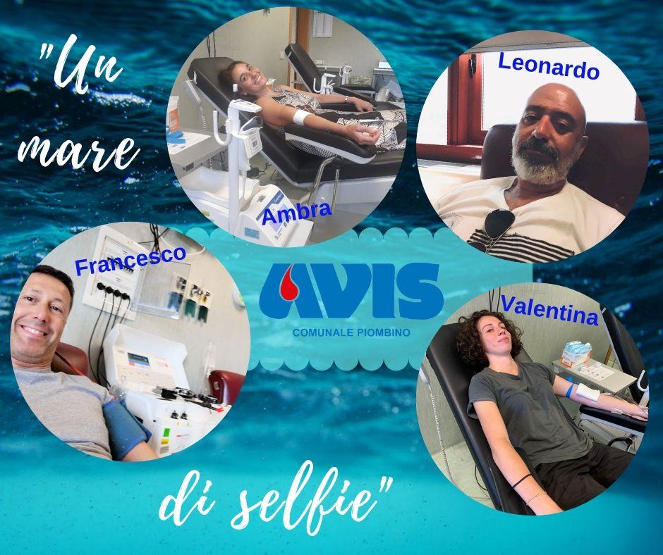 Grazie a Leonardo, Ambra, Francesco, Valentina e a tutti i nostri donatori che con un piccolo gesto salvano vite.