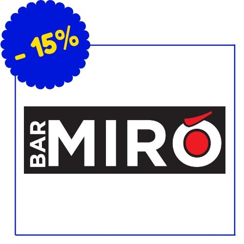 Bar Mirò - Via Ferrer 15, Piombino (Condizioni: le condizioni non si applicano per le vendite promozionali, saldi di fine stagione, in caso di merce già ribassata e per la merce con un prezzo inferiore a 2,50 euro)