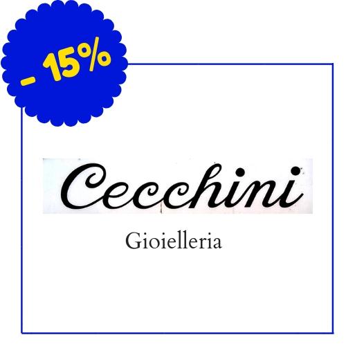 Gioielleria Cecchini - Via Petrarca, 57, Piombino