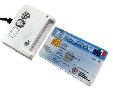 Lettore di smart card