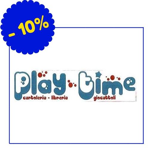 Play time cartolibreria - Via Ischia 6/4, Piombino - (Le condizioni non si applicano per le vendite promozionali, saldi di fine stagione, in caso di merce già ribassata e per la merce con un prezzo inferiore a 10 euro)